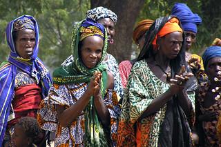 Mali women 1