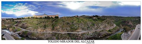 Vista desde el Alcázar