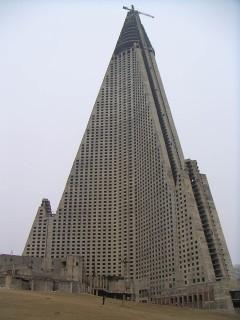 building politics northkorea pyongyang