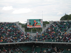 Safin at the French Open (aloha_pineapple) Tags: paris france tennis rolandgarros grandslam frenchopen maratsafin frenchopen2006