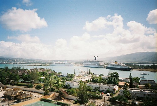 Port at Montego Bay