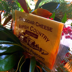 Amish Country Microwave Popcorn (byzantiumbooks) Tags: popcorn amishcountry ladyfinger