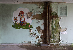 Gnome (I g o r ь) Tags: abandoned decay decayed rust urban forgotten lostplaces urbanexploration ussr cccp sovietunion murals sonya7 ilce7