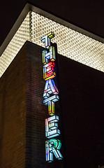 Theater (Tim Gupta) Tags: nyc newyorkcity newyork theater sign