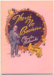 There's No Business (Dog Faced Herman) Tags: charlesbukowski robertcrumb