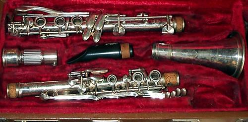 Selmer Clarinet 5