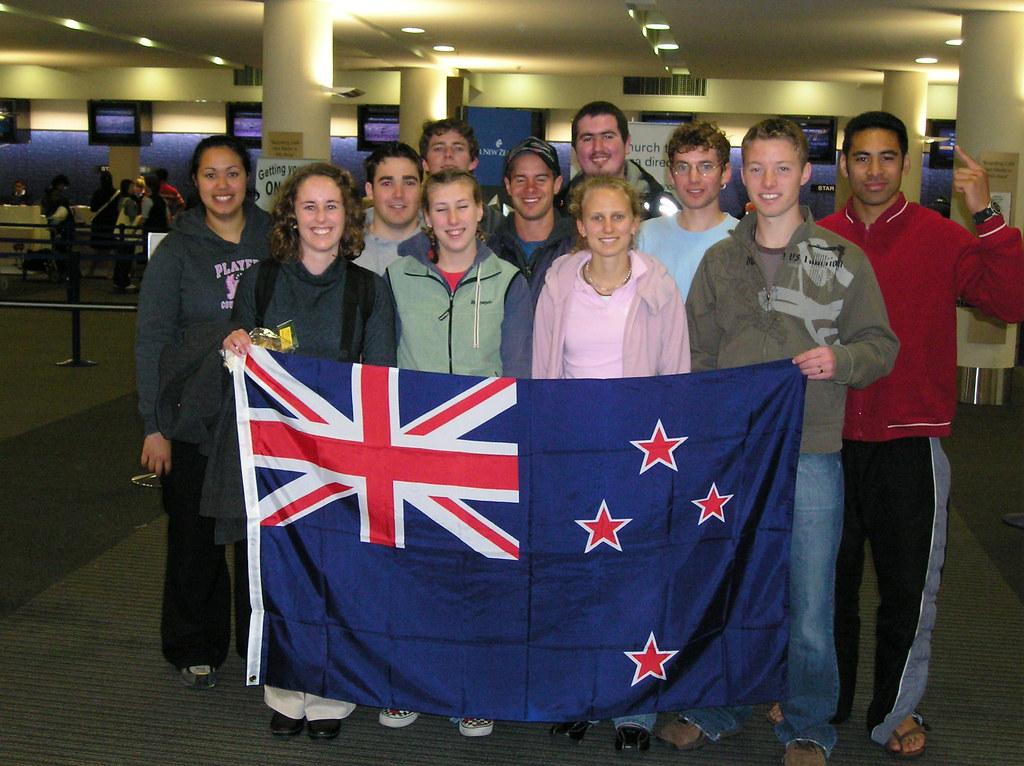 NZSP: Acts 29 team (ChCh Airport)