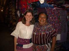 Our favorite Guatemalan vendor of Mayan goodies