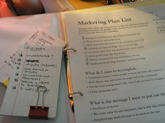 Marketing Plan and 2HPDA setup
