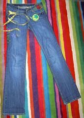 Jeans Hemmed