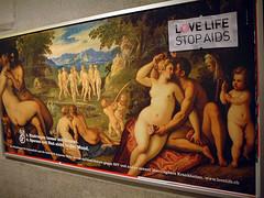 STOP AIDS [Interlaken / Swiss]