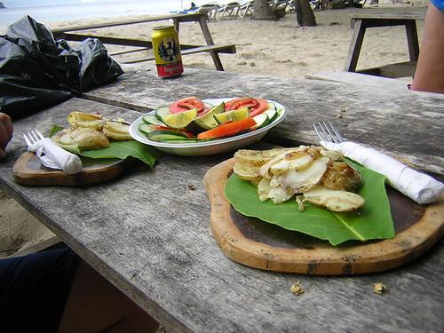 Isla Tortuga Lunch por Mickki.