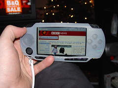 PSP web browser (finkangel) Tags: macro geotagged psp sony internet location wifi wireless gps mavica geo fink finkangel geotag sonypsp internetaccess wirelessrouter yahoomaps mvccd500 playstationpersonal gpslocation onmap geotargetted geotarget