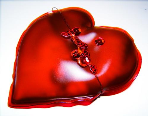 Красивая фотография, картинка: сердце