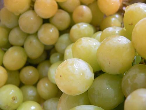 Chilean grapes