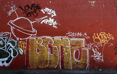 Benz (funkandjazz) Tags: benz jenks exodus tayone lover asalt california sanfrancisco graffiti