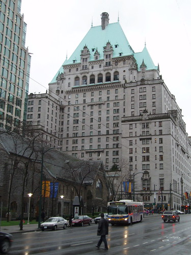 Hotel Vancouver #1491