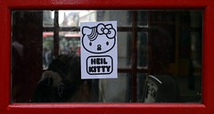 Heil Kitty (rbanks) Tags: favoritesof2005 hellokitty carnabystreet london