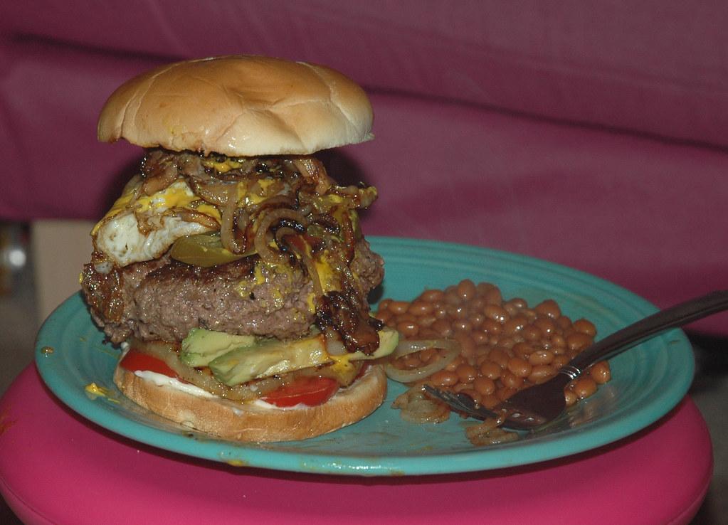Mega Hamburger One