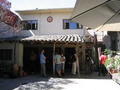Courtyard of Amigos del Sol