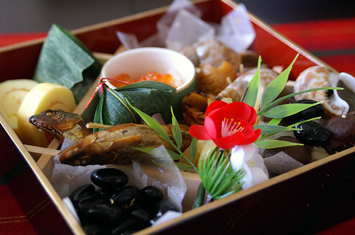 New Year's Osechi