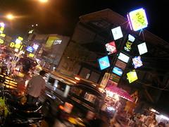 Chaweng at Night Photo credit: jetalone