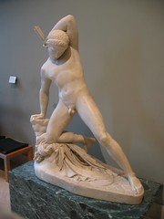 Niobide Blessé (Louvre)