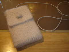 my ipod cozy