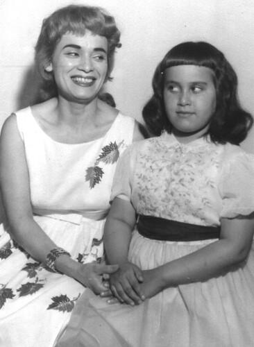 Joe Wilner's wife and daughter