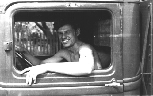 Joe in summer 1945
