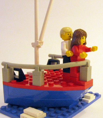 Titanic LEGO version