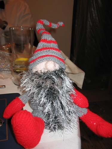 Denzel the Christmas Gnome