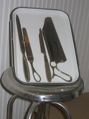 antique medical instruments - by ednoles