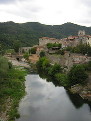 Besalú river