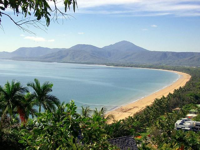 Port Douglas Beach Four Miles
