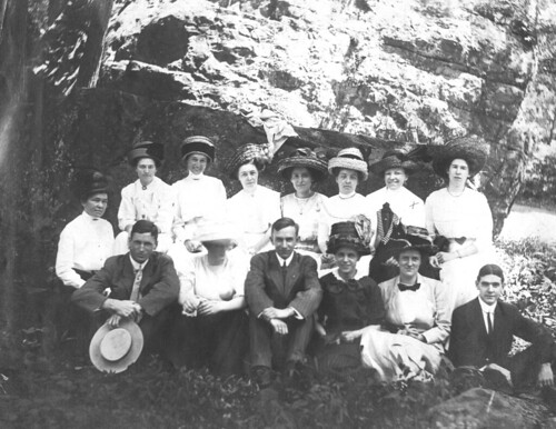 Reunion of the Class of 1901
