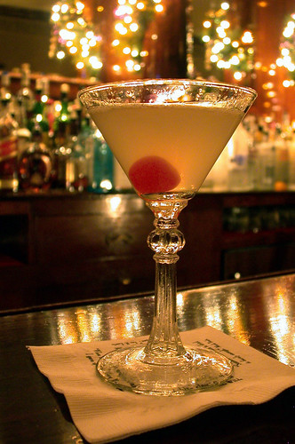 Corpse Reviver No. 2, at Arnaud's French 75 Bar, New Orleans