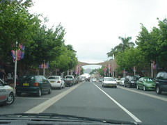 Mall in the middle of Coffs (gorbulas_sandybanks) Tags: australia nsw coffsharbour