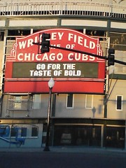 Wrigley Sign - Chicago