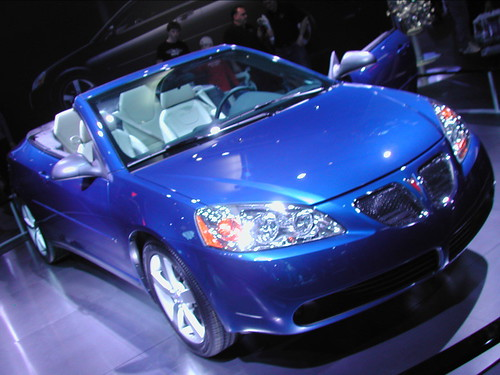 Pontiac g6 iihs worst in crash test results