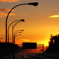 Autoroute* (Imapix) Tags: voyage travel light sunset red sky canada art nature lamp clouds canon photography soleil photo twilight highway foto photographie image quebec route qubec lumiere mostinteresting autoroute lorraine crepuscule coucherdesoleil lampadaire imapix gatanbourque copyright2006gatanbourqueallrightsreserved  copyright2006gatanbourqueallrightsreserved gaetanbourque pix50 imapixphotography gatanbourquephotography