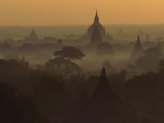 BaganSunriseV!! (kandavu99) Tags: mist sunrise wow dawn bravo asia burma 100v10f myanmar bagan 200viewswinner photodotocontest1