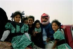 Kuwaiti Family (DigitalTribes) Tags: family children war peace child iraq arab 1991 dt kuwaiti desertstorm digitaltribes operationdesertstorm markoneil