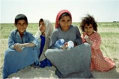 Bedouin Childern (DigitalTribes) Tags: children war peace child iraq arab 1991 iraqi dt bedouin desertstorm digitaltribes operationdesertstorm markoneil