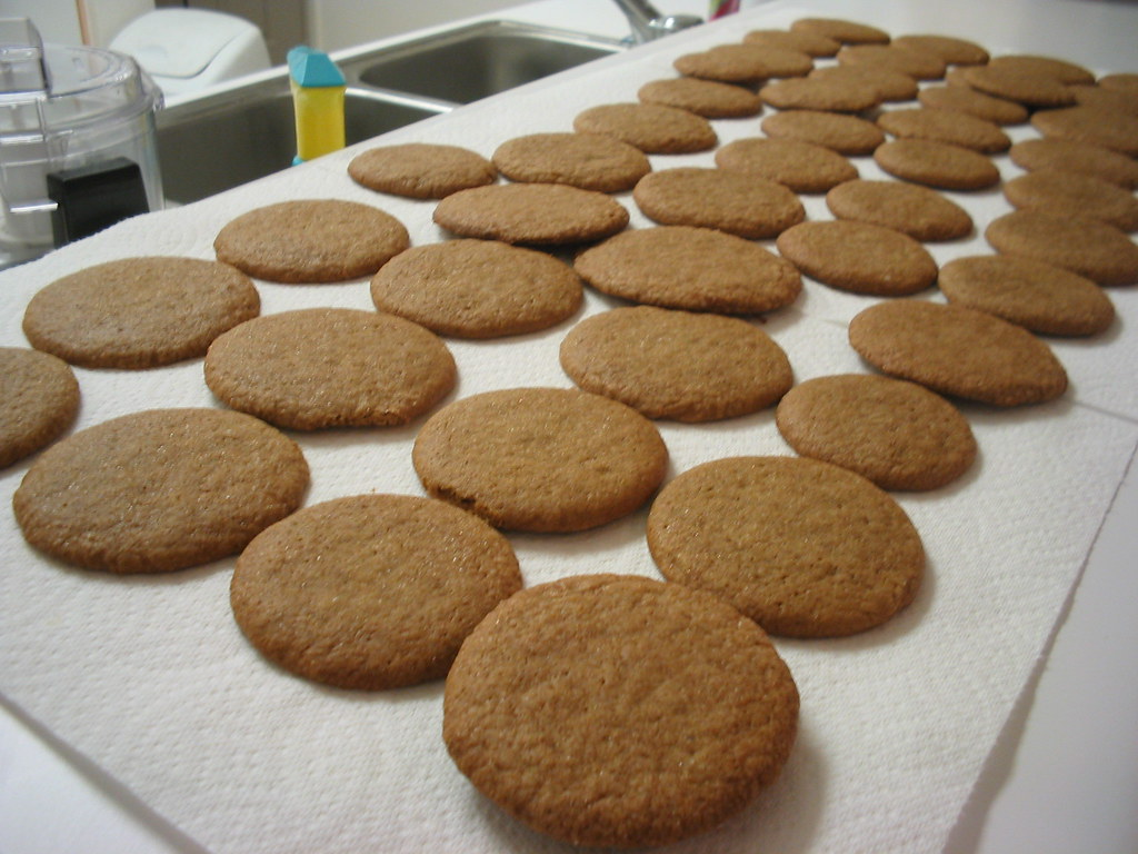 spice cookies!