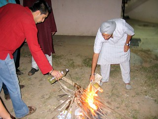 Lohri celebration006