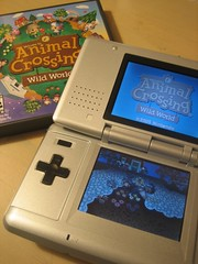 My latest addiction (Look at my photos) Tags: latest addiction please need help animal crossing nintendo gameboy ds lookatmyphotos wild world import acww