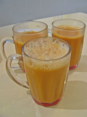 Teh tarik! by yannie