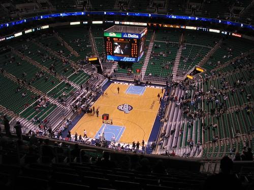 Utah Jazz v. Cleveland Cavaliers, Jan 21, 2006
