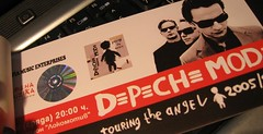 one night in sofia (michbip) Tags: depechemode bulgaria touring angel 2006 sofia ticket
